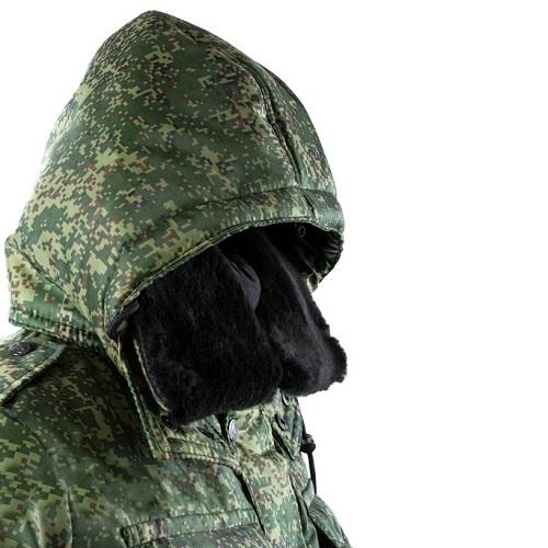 Куртка детская камуфлированная, цифра (кадет)_2